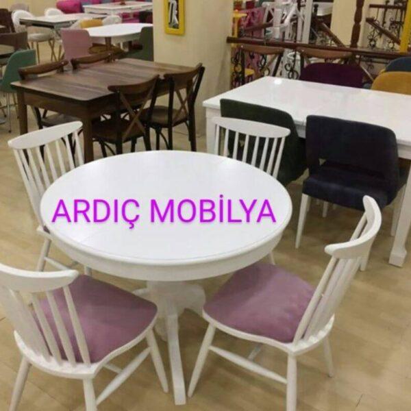 Baba-Ayak-Yuvarlak-Masa-Sandalye-Takimi-ARDIC-Mobilya-46132