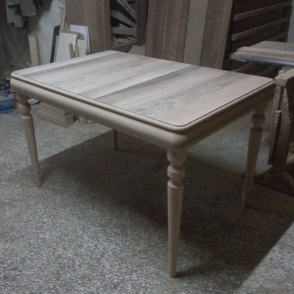 Ahşap Mutfak Masası Modelleri 2020 - 41020