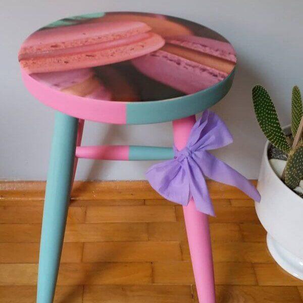 dekoratif-renkli-ahsap-tabure-43040