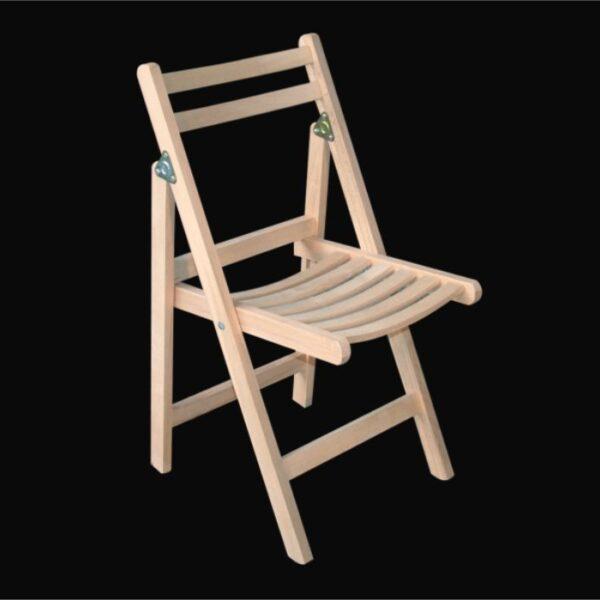 katlanır ahşap sandalye 42043