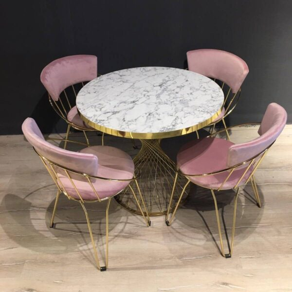 metal-masa-sandalye-takimi-yuvarlak-masa-poliuretan-sandalye-46205